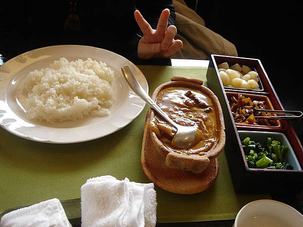 ichi的手與黑船亭的燴飯
