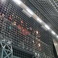 京都車站的佈置