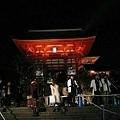 清水寺  夜間觀拜