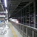 新大阪車站  另一班車靠站