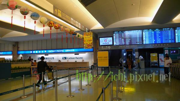 桃園機場 第一航站