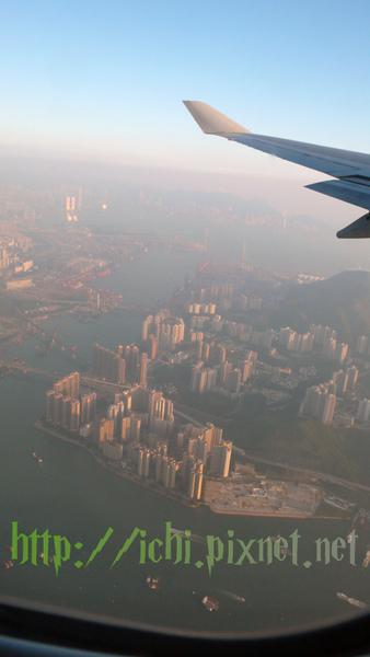 這... 香港應該沒地震吧...