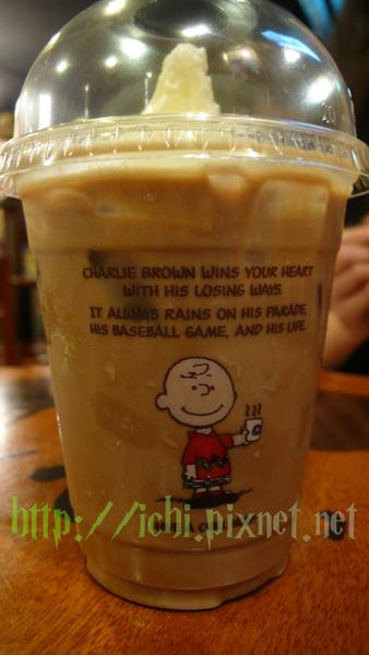 小潘點的冰咖啡