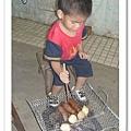 小小孩烤肉趣