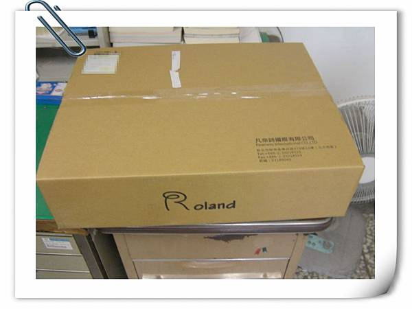 Roland春漾包