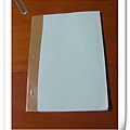 繪畫工具&用品:畫圖紙大集合-自製畫冊