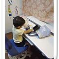 創意小天才兒童成長書桌