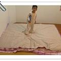 三層防水尿布墊