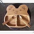2012.09 la boos竹製兒童餐盤