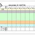2010-04 副食品記錄表