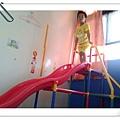 GIGO我的健身房雙滑梯組