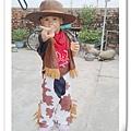 造型服:小牛仔