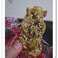 好吃的蜜麻花