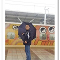 高鐵最童趣的列車卡通列車