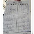 2013.0618術後飲食紀錄表