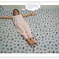 防水墊當床單使用