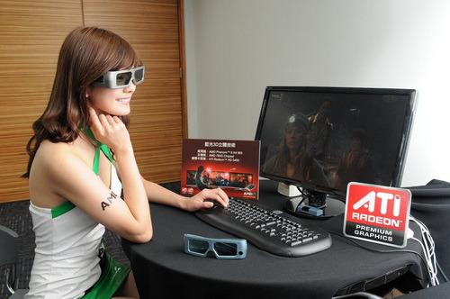 AMD今日在台首次展示3D技術,輕鬆進入藍光3D多媒體世界_縮小大小.JPG