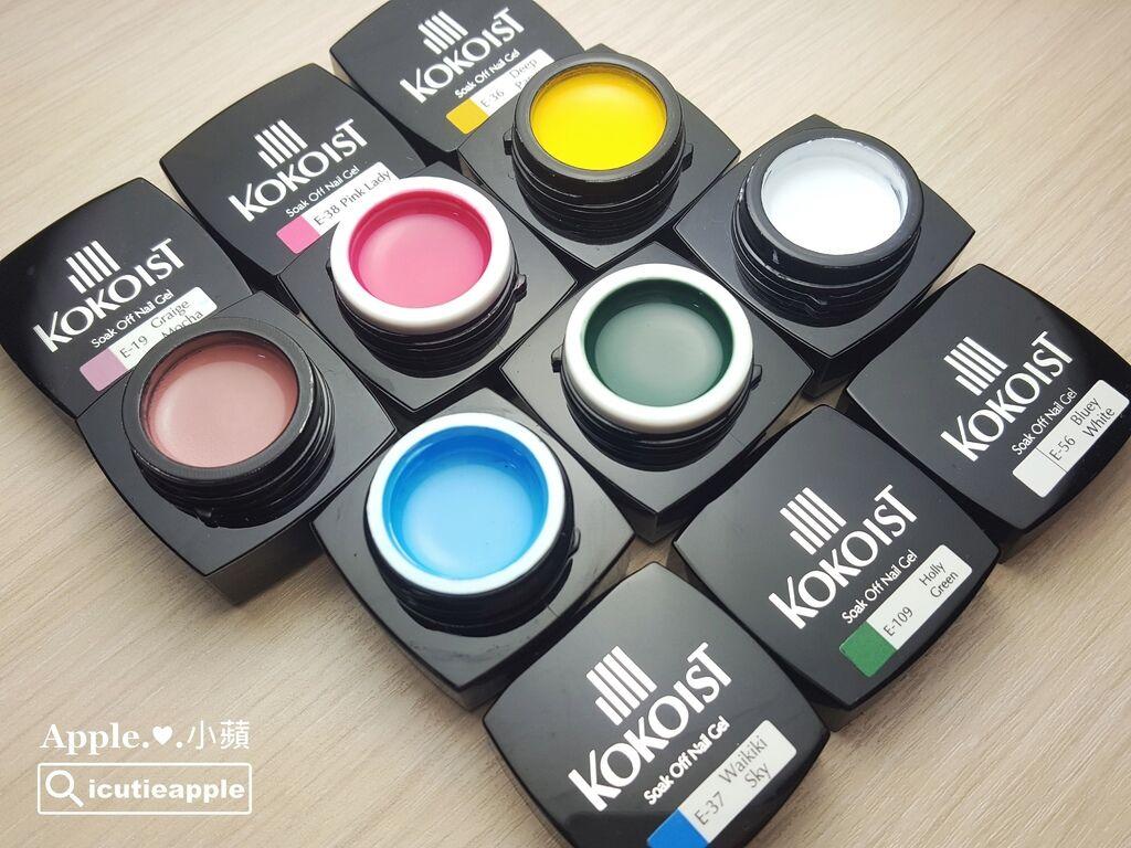 KOKO-15:這6色,不僅平常彩繪會很常運用到,也非常適合用來調配出很多迷人的色彩喲^^ (趕快往下看XDD)