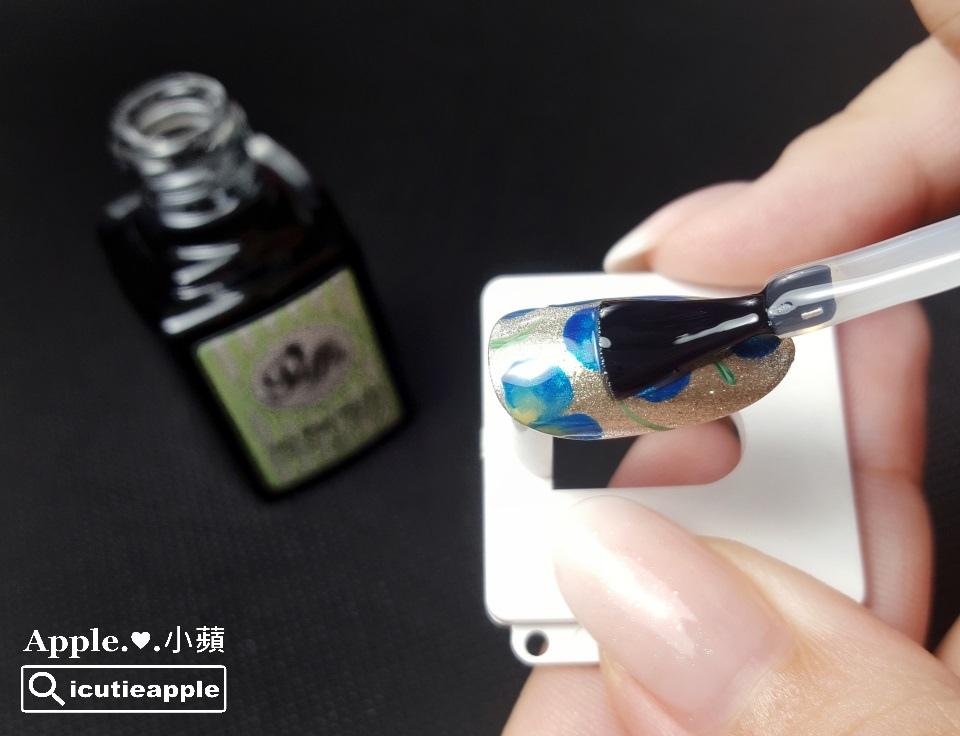 wPuffs-24-01:全新改版的大森Puffs Gel泡芙免除膠上層,比舊版還要更加透亮,如果與大森鑽石免除膠上層相比,大森鑽石免除膠上層會稍微更晶透一點。