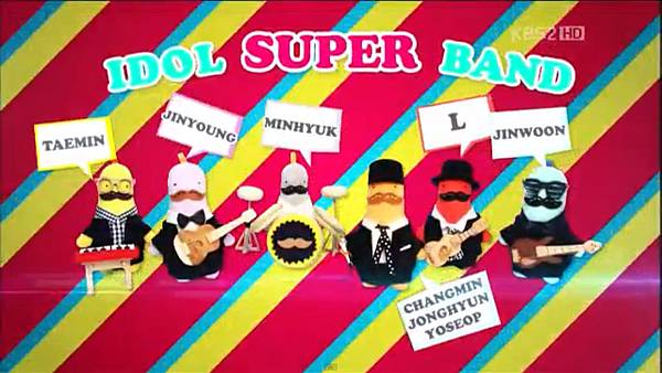 15 Idol Super Band