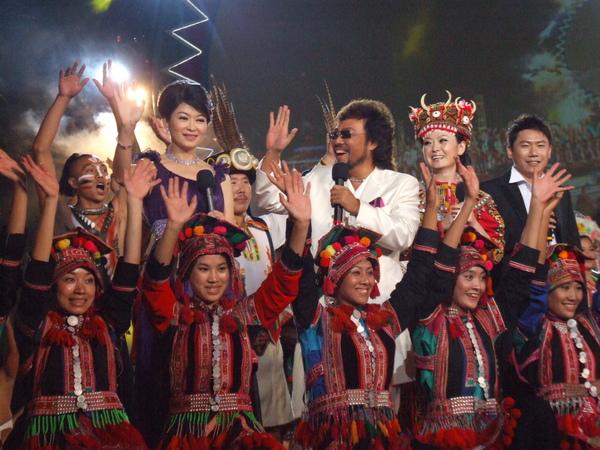 菲哥與雲南舞團