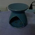 這是藍色的。