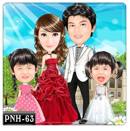 PNH-63(全家福)