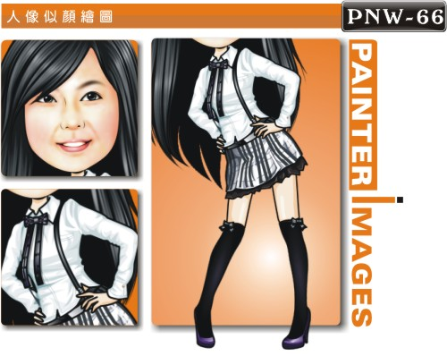 PNW-66-1(少女學院)