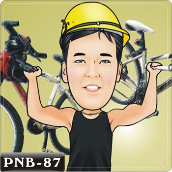 PNB-87-1(腳踏車運動)