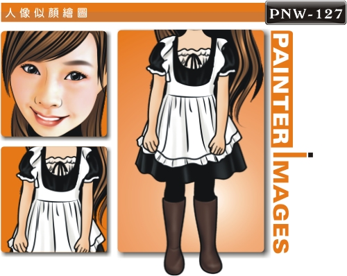 PNW-127-1(女職業篇)