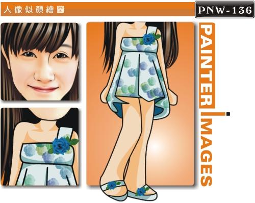 PNW-136-1(泳裝 夏日 海邊篇)