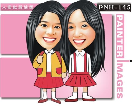 PNH-145-1(卡通朋友)