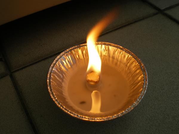 蠟燭粉筆2