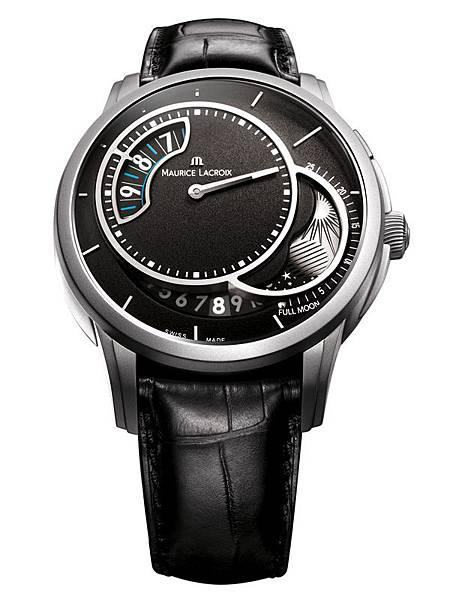 9) Pontos Décentrique Phases de Lune Wrist Watch by Maurice Lacroix.jpg