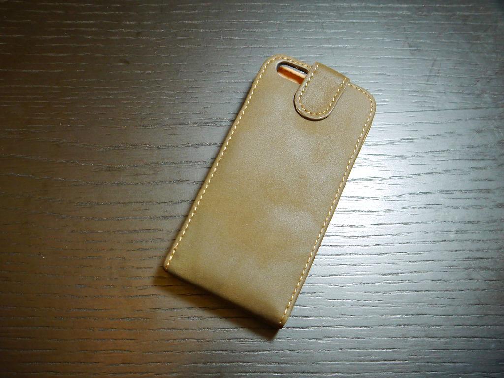 Apple iPhone 5 麂皮復古皮革手機套