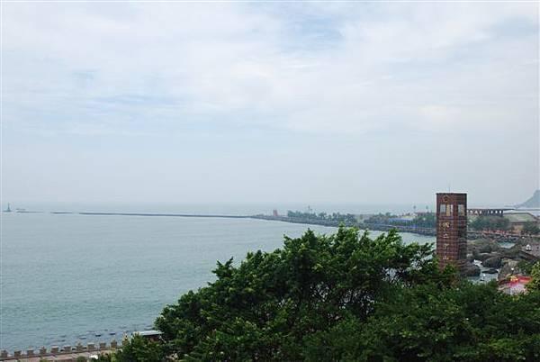 遠眺西子灣