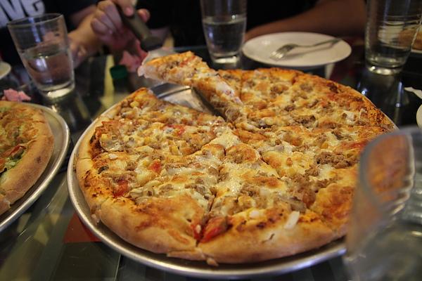 台中好吃披薩店 司諾奇杯大胃王比賽10