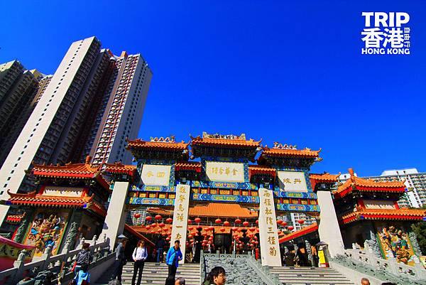香港自由行_黃大仙