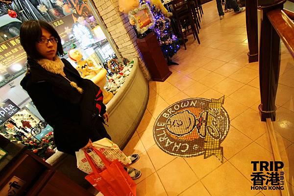 香港自由行_香港史努比專賣店