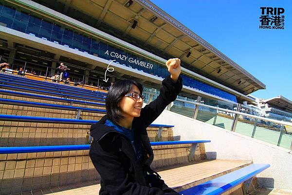 香港自由行_香港沙田馬場