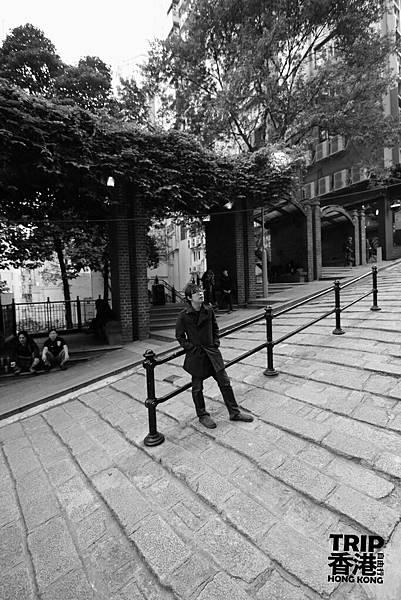 香港自由行_香港石板街