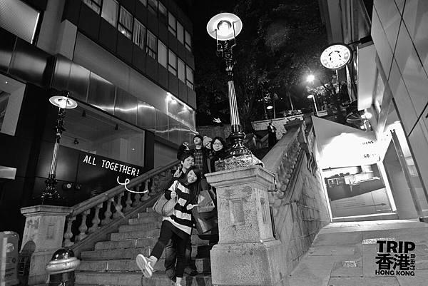 香港自由行_香港煤油燈