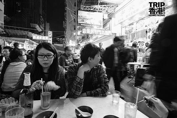 香港自由行_香港廟街