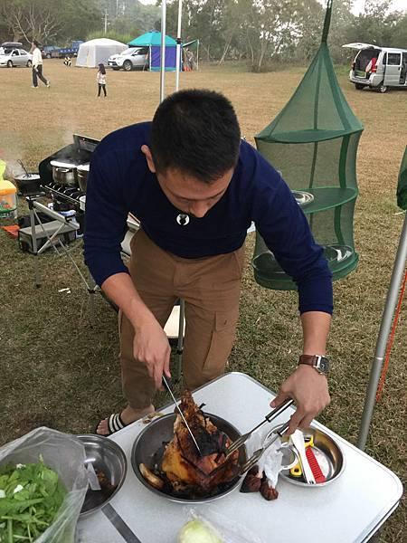 荷蘭鍋 烤雞