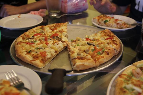 台中好吃披薩店 司諾奇杯大胃王比賽8