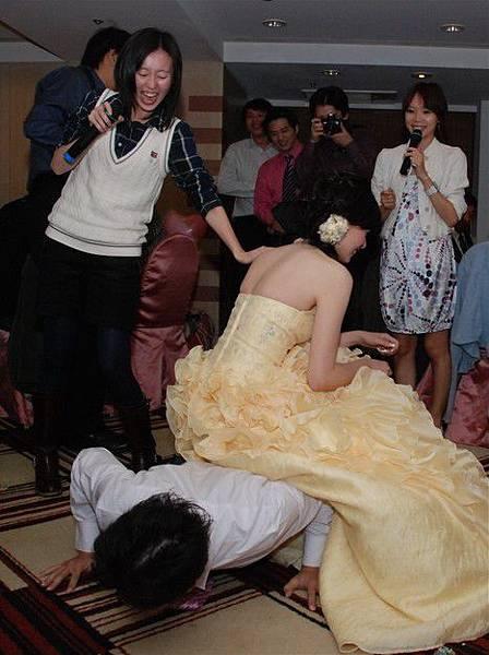 婚禮主持:新竹老爺