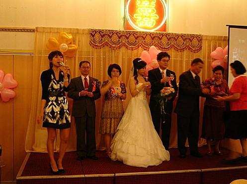 婚禮主持:五股