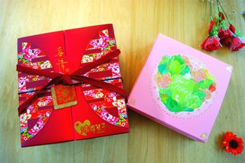 鴻鼎菓子執守幸福結婚禮盒