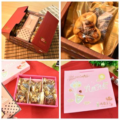 鴻鼎菓子2017過年禮盒推薦