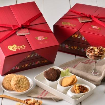 商務送禮過年禮盒1